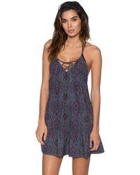 Sunsets Swimwear - Riviera Dress Cover-up 952zanz - Lyst