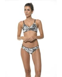 Malai Swimwear - Onix Bralette Top T - Lyst