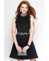 Alyce Paris - Dress In Black - Lyst
