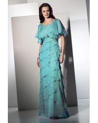 Alyce Paris - Mother Of The Bride - Dress In Jade - Lyst