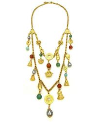 Ben-Amun - Silk Road Dynasty Coin Necklace - Lyst