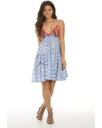 Raga - Coastal Caves Baby Doll - Lyst