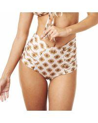 Montce Swim - Shavali Aztec Alta Euro Bikini Bottom - Lyst