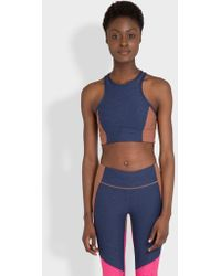 Outdoor Voices - Colourblock Athena Crop - Lyst