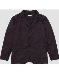 Engineered Garments - Highcount Twill Nb Jacket - Lyst