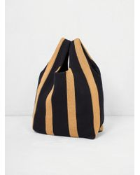 Hansel From Basel - Stripe Shopper Bag - Lyst