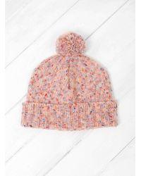 YMC - Confetti Beanie Hat - Lyst