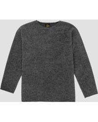 Needles - Boat Neck L/s T-shirt - Lyst