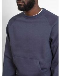 Garbstore - Pocket Raglan Sweatshirt - Lyst
