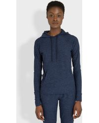 Outdoor Voices - Catch-me-if-you-can Hoodie Navy - Lyst