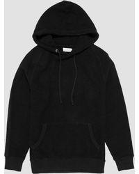 Saturdays NYC - Ditch Tape Hooded Sweatshirt - Lyst