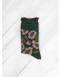 Minä Perhonen - Flowerscope Socks - Lyst