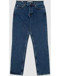Norse Projects - Regular Denim Jeans - Lyst