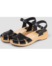 Swedish Hasbeens - Suzanne Debutant Sandals - Lyst