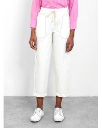 Folk - Drawcord Trousers - Lyst