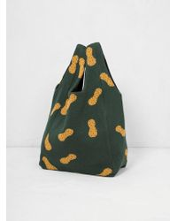 Hansel From Basel - Peanuts Shopper Bag - Lyst