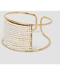 Medecine Douce - Knit Maxi Bangle - Lyst