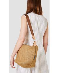 """Bag """"n"""" Noun - Shoulder Mesh Mini Bag - Lyst"""