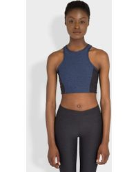 Outdoor Voices - Two-tone Athena Crop - Lyst