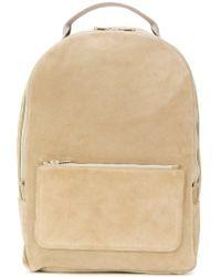 Yeezy - Suede Backpack Rock - Lyst