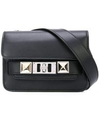 Proenza Schouler Ps11 Belt Bag - Black