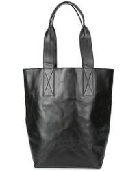 Ann Demeulemeester - Leather Bag Cina - Lyst