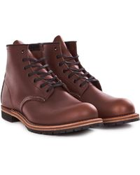 Red Wing - 9016d Beckman Cigar Featherstone Red Brown - Lyst