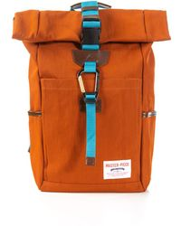Master Piece - Link Backpack Orange - Lyst