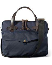 Filson - Tablet Briefcase Navy - Lyst