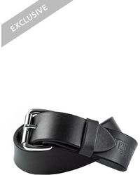 Tanner Goods - Standard Belt Charcoal/stainless - Lyst