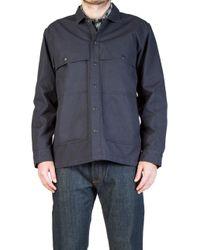 Filson - Lightweight Jac Shirt Midnight Navy - Lyst