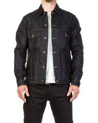 The Unbranded Brand - Unbranded Ub901 Denim Jacket Indigo Selvage 14.5oz - Lyst