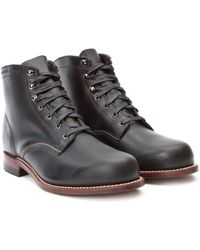 Wolverine - The Original 1000 Mile Boot Black - Lyst