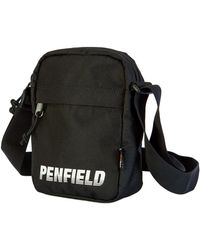 Penfield - Downey Shoulder Bag Black - Lyst
