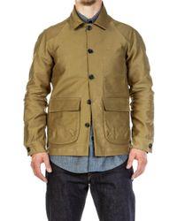 Rogue Territory Explorer Jacket Jungle Cloth Khaki - Natural