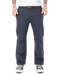 Nudie Jeans - Loose Alvar Smokey Blue - Lyst