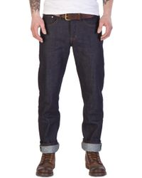 Naked & Famous - Weird Guy Chrismukkah Selvedge 12.5oz - Lyst