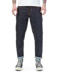 Nudie Jeans - Steady Eddie Ii Dry True 12.75oz - Lyst