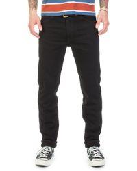 Levi's - 1969 606 Jeans New Black Overdye - Lyst