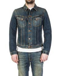 Nudie Jeans - Nudie Jeans Billy Dark Authentic - Lyst
