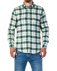 Portuguese Flannel - Creek Shirt - Lyst