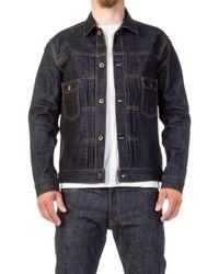 Japan Blue Jeans - Jbjk1012 Monster Selvage Jacket Indigo 16.5oz - Lyst