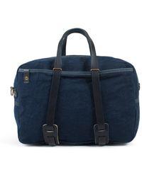 Bleu De Chauffe - Team Bag Indigo - Lyst