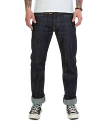 Edwin - Ed-47 Red Listed Selvage Denim Unwashed 14oz - Lyst