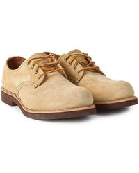 Red Wing - 8057d Oxford Round Toe Foreman Hawthorne - Lyst