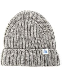 Richard James Alpaca Marl Wool Hat in Blue for Men - Lyst bf803595ff19
