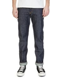 Naked & Famous - Weird Guy Dirty Fade Selvedge 14.5oz - Lyst