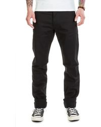 Rogue Territory - Officer Trouser Stealth Black 11oz - Lyst