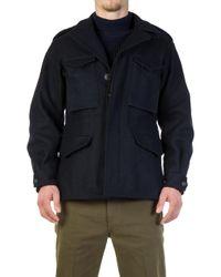 East Harbour Surplus - Dempsey Jacket Blue - Lyst