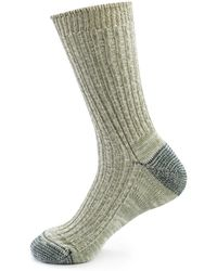 Merz B. Schwanen - 271 Socks Light Army - Lyst
